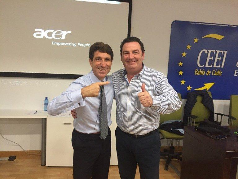 Entrevista a Nello d'Angelo: José Antonio Fontal